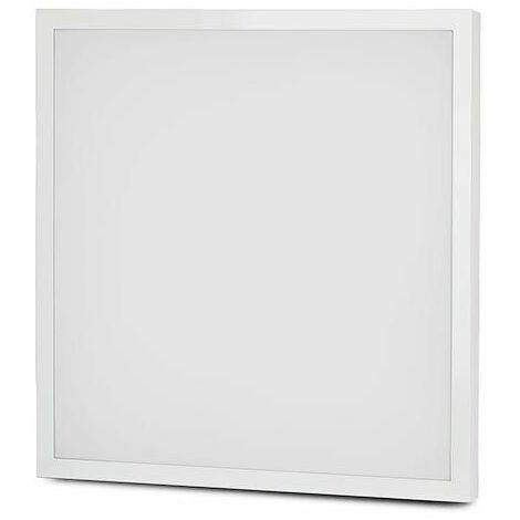 V-TAC VT-6142-1 Panneau LED 40W 60X60 montage encastré ou surface 2IN1 Blanc froid 6500K - SKU 64521