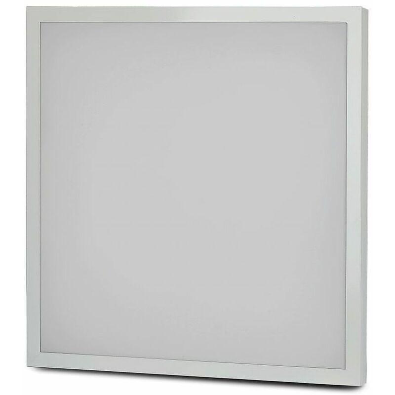 Pannello LED 600*600*29mm 70W Montaggio a Plafone/Incasso Quadrato Colore Bianco 4000K - V-tac
