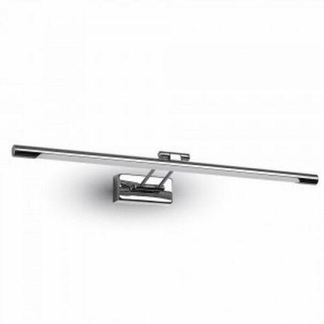 V-TAC VT-7012 12W LED Picture/Mirror Lamp Chrome blanc chaud 3000K - sku 3982