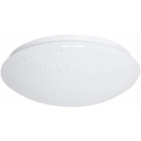 V-TAC VT-8064 plafonnier LED 24W surface bling star ceiling rond blanc chaud 3000K – SKU 1379