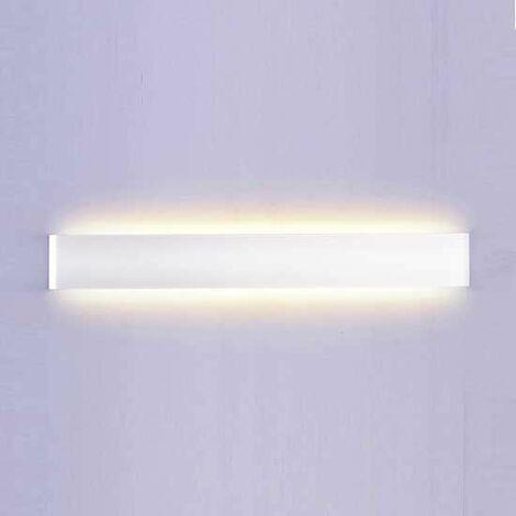 V-TAC VT-821 20W Applique murale LED Up/down blanc chaud 3000K Extérieur IP44 - SKU 8535