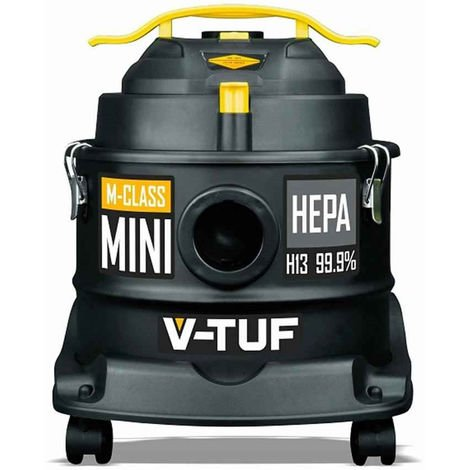 V-TUF MINI240 M-Class Dust Extractor Vacuum Cleaner 240V