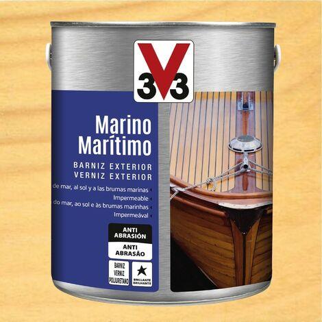 V33 009777 - Barniz exterior Marino color incoloro acabado brillante 2,5 L