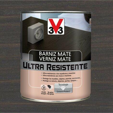 V33 056859 - vernis intérieur Ultra résistant couleur mate 750 ml