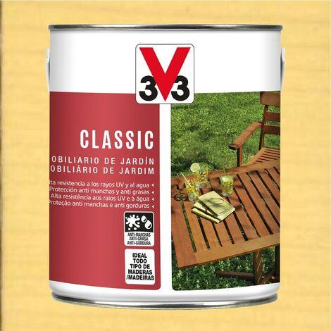 V33 057031 - Aceite Teca color incoloro 2,5 L