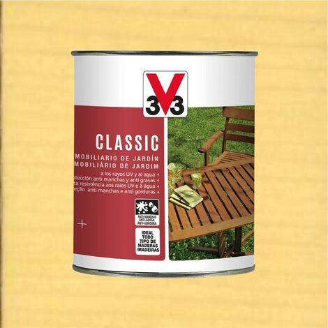 V33 057032 - Huile de teck incolore 750 ml