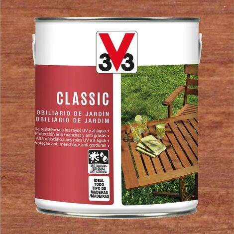 V33 057033 - Aceite Teca color teca 2,5 L