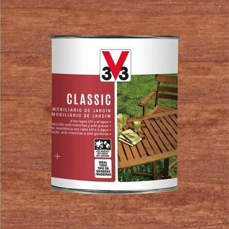 V33 057034 - Huile de teck couleur 750 ml