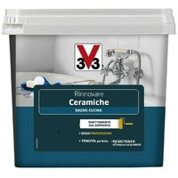 V33 - Smalto Rinnovatore Ceramiche - Opaco 0,75l