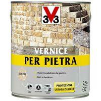 V33 - VERNICE 2,5 PER PIETRE INCOLORE