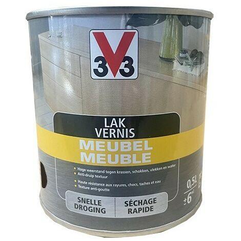 V33 Vernis Meuble Wenge satin 0,5 L