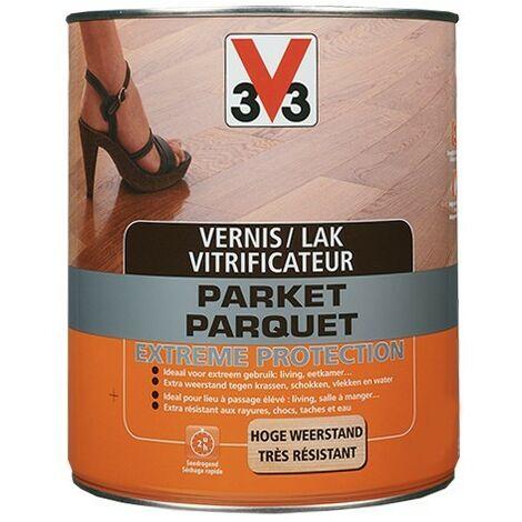 V33 Vitrificateur Parquet Extreme Protection Mat 0,75 L