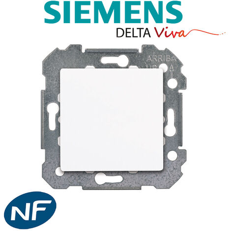 Va-et-Vient de la gamme d'appareillage Delta Viva Siemens - SIEMENS