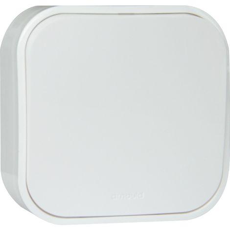 Va-et-vient saillie Profil Eco - Blanc