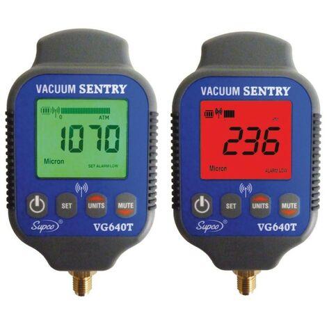 Vacuomètre + alarme VG64OT
