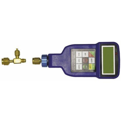 Vacuomètre électronique avec adaptateur - GALAXAIR : WK-VG88