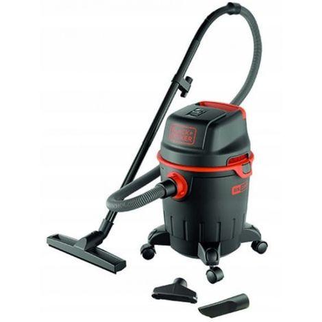 Vacuum cleaner 20 l 1.2 kw industrial black decker