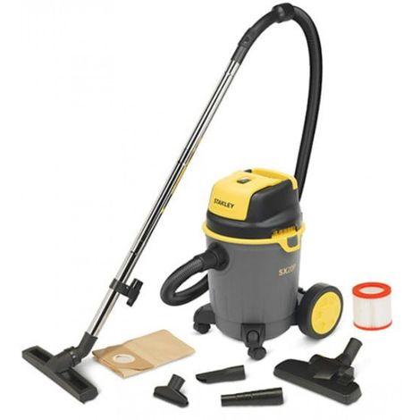 Vacuum cleaner 20 l 1.2 kw industrial stanley