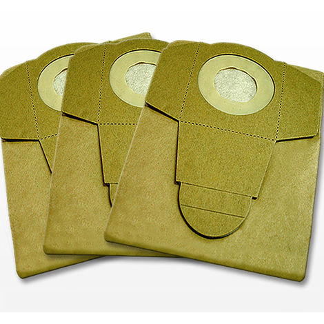 Vacuum Cleaner Bags for 30L Vacuums 3 pieces