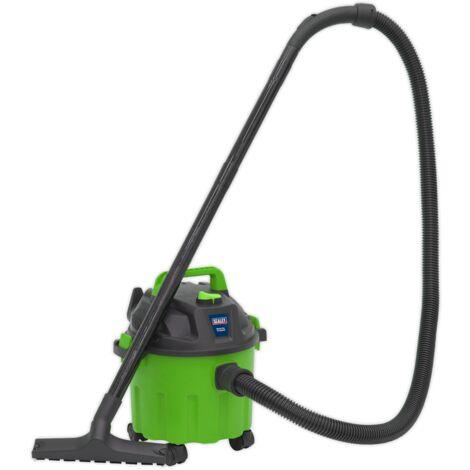 Vacuum Cleaner Wet & Dry 10ltr 1000W/230V - Hi-Vis Green