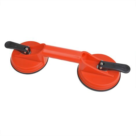 Vacuum lifter plastic with 2 suction cups