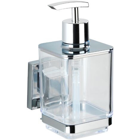 Vacuum-Loc® distributeur de savon en acier inox Quadro