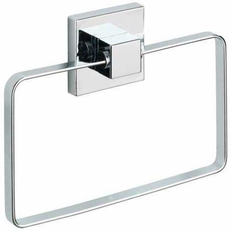 Vacuum-Loc® Edelstahl Handtuchring Quadro WENKO