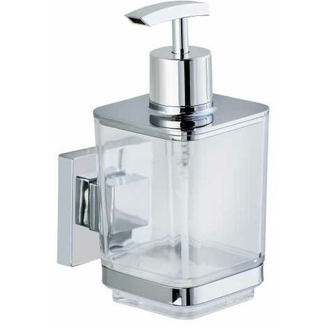 Vacuum-Loc® soap dispenser Quadro WENKO