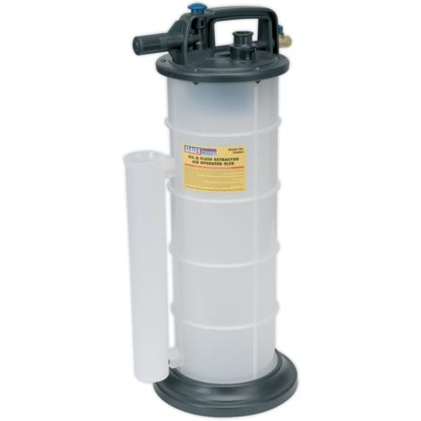 Vacuum Oil & Fluid Extractor Air Operated 9ltr