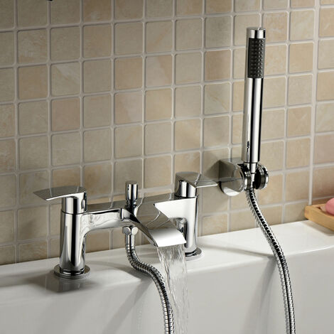 VAGO WATERFALL BATH SHOWER MIXER TAP