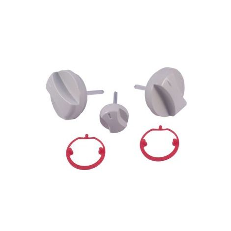 Vaillant 0020074963 Control Knob Pack (3)