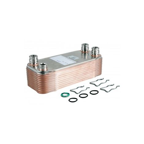 Vaillant Secondary Heat Exchanger 20 plates 065153