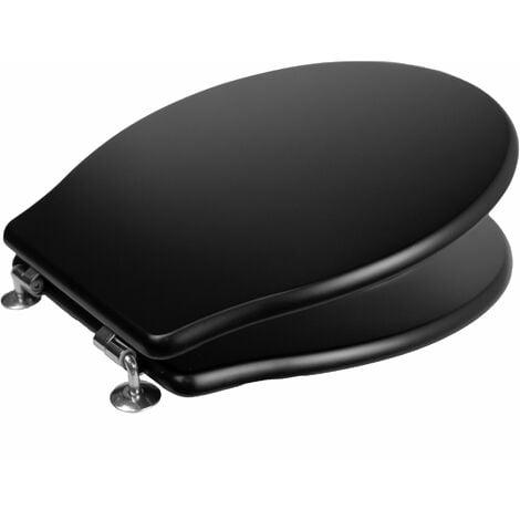 VALADARES 50343480 NEOCLASSICA Tapa Asiento WC negro