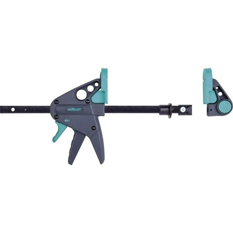 Valet de serrage Wolfcraft 3036000 3036000 Envergure max.: 120 mm 1 pc(s)