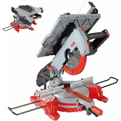Valex Troncatrice Legno Tls305B 1390219 Con Funzioni da Banco Sega