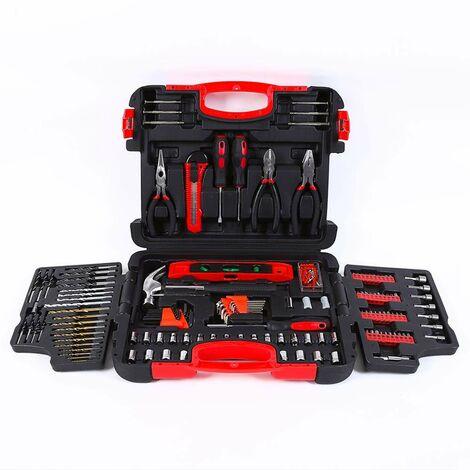 """main image of """"Valigetta attrezzi e utensili da lavoro con punte trapano 252 Pezzi SMART-XL"""""""