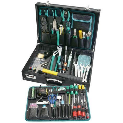 Valigia di strumenti professionali per elettricisti