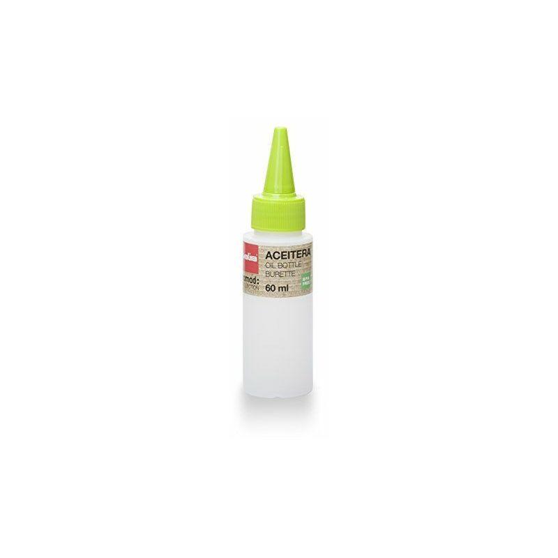 Burette huile Transparent 60 mL - Valira