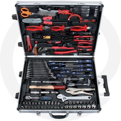 Valise 172 outils