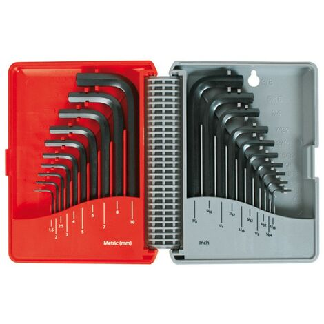 VALISE A OUTILS 57 PIECES RAPPORT 1/4 CHR-V