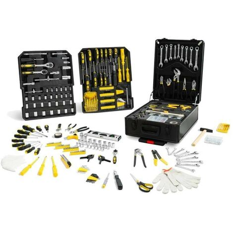 Valise à outils 999 pièces