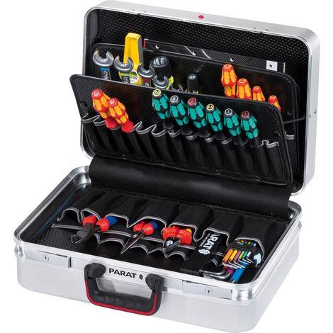 Valise à outils CLASSIC aluminium 460x165x310mm PARAT 1 PCS