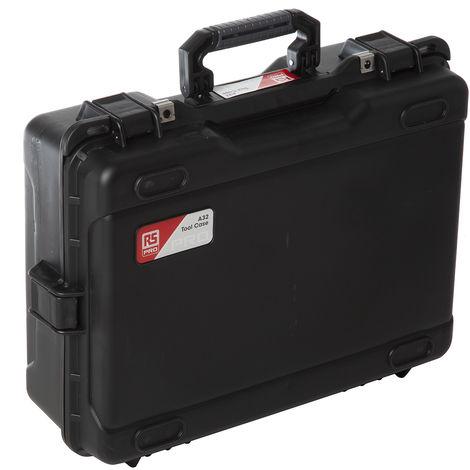 Valise à outils RS PRO, 3 panneaux, Dimensions 530 x 180 x 400mm