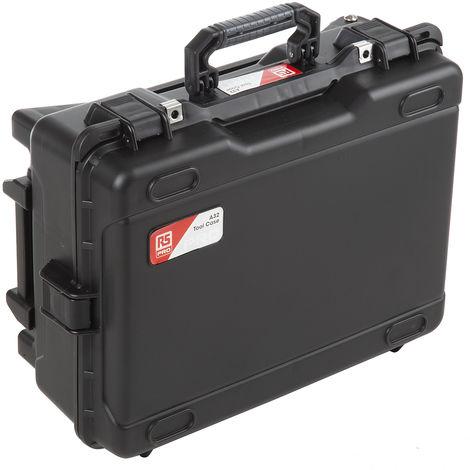 Valise à outils RS PRO, 3 panneaux, Dimensions 530 x 230 x 400mm