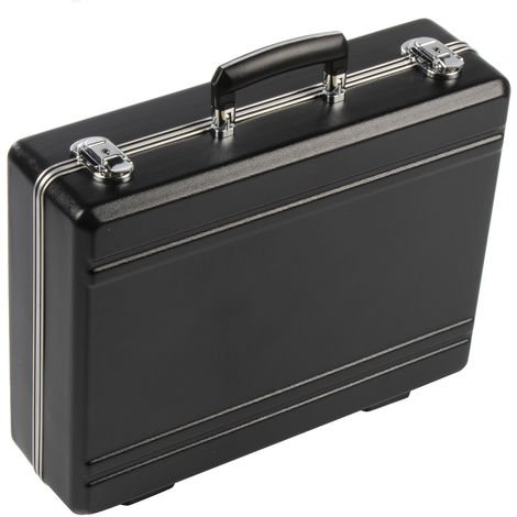 Valise à outils RS PRO, en ABS avec cadre aluminium , 1 panneau, Dimensions 411 x 312 x 118mm