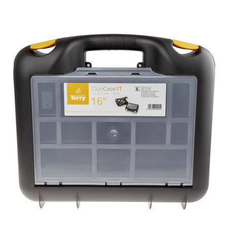 Valise à outils RS PRO, en ABS avec cadre aluminium, 2 panneaux, Dimensions 480 x 355 x 135mm