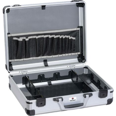 Valise d'outillage non équipée TOOLCRAFT TO-5091558 (l x H x P) 355 x 145 x 455 mm 1 pc(s) X049681