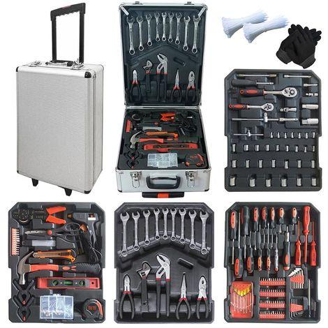 Valise malette à outils - choix de plusieurs tailles