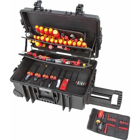 Valise outils Meister 115 pieces