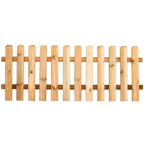 "main image of ""Valla clásica de madera 180x70cm"""